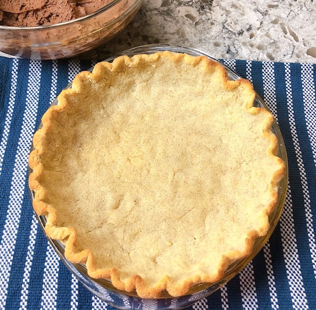 KETO Pie Crust Recipe