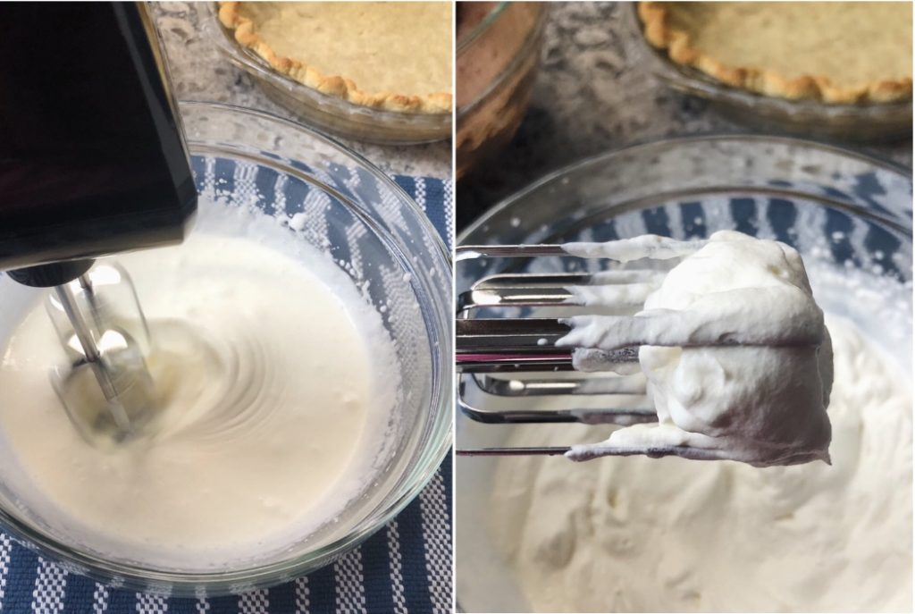 Sugar-Free Whipped Cream Recipe