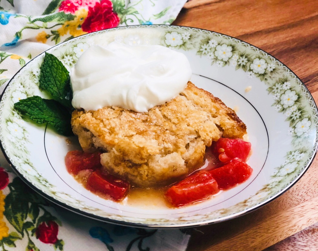 luscious-watermelon-cobbler-recipe-heather-lucilles-kitchen-food-blog