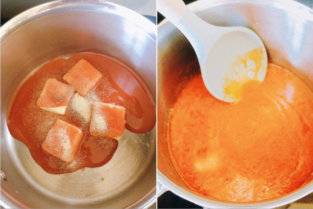 Buffalo Sauce Recipe