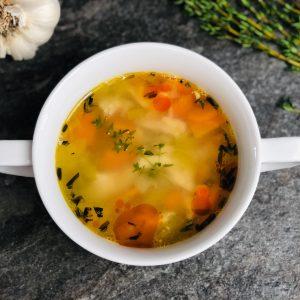 rotisserie-chicken-soup-recipe-heather-lucilles-kitchen-food-blog
