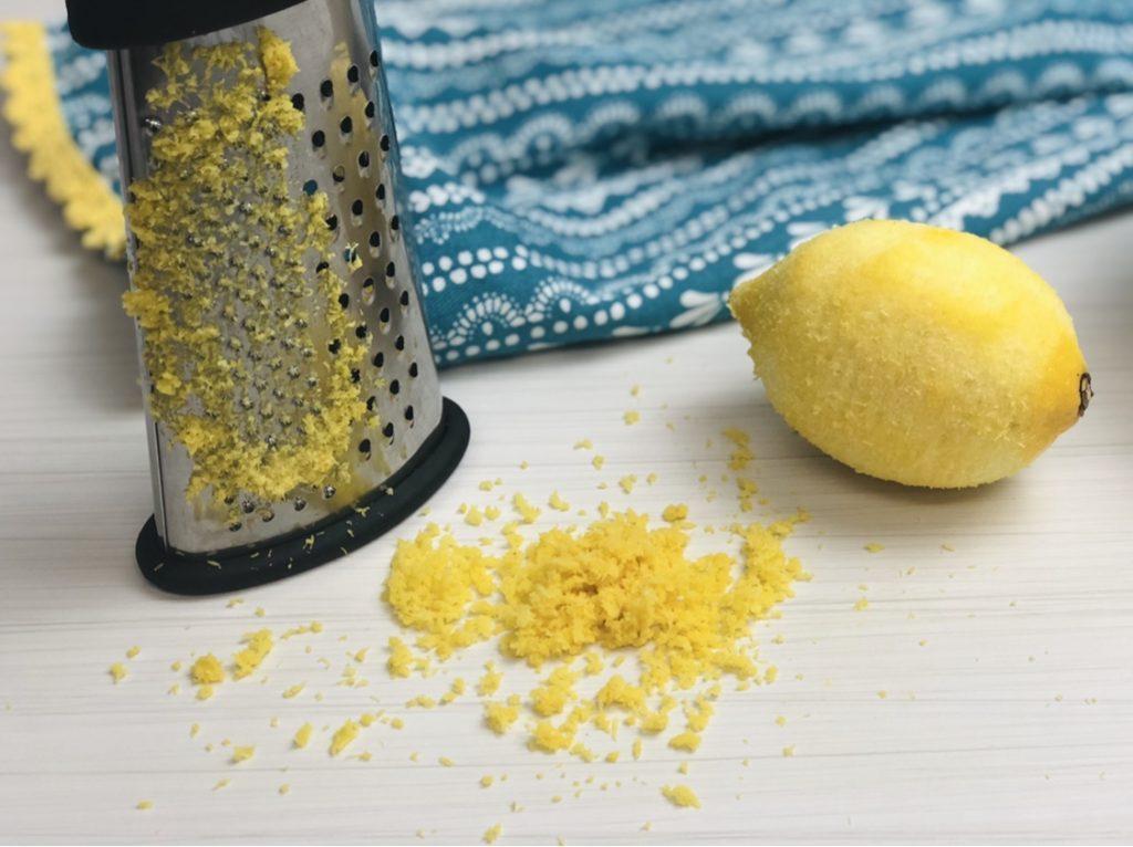 Homemade Lemon Zest
