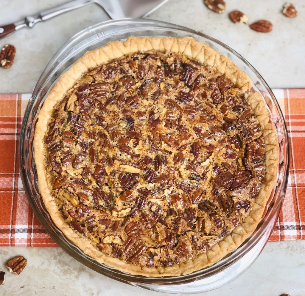 southern-pecan-pie-recipe-heather-lucilles-kitchen-food-blog
