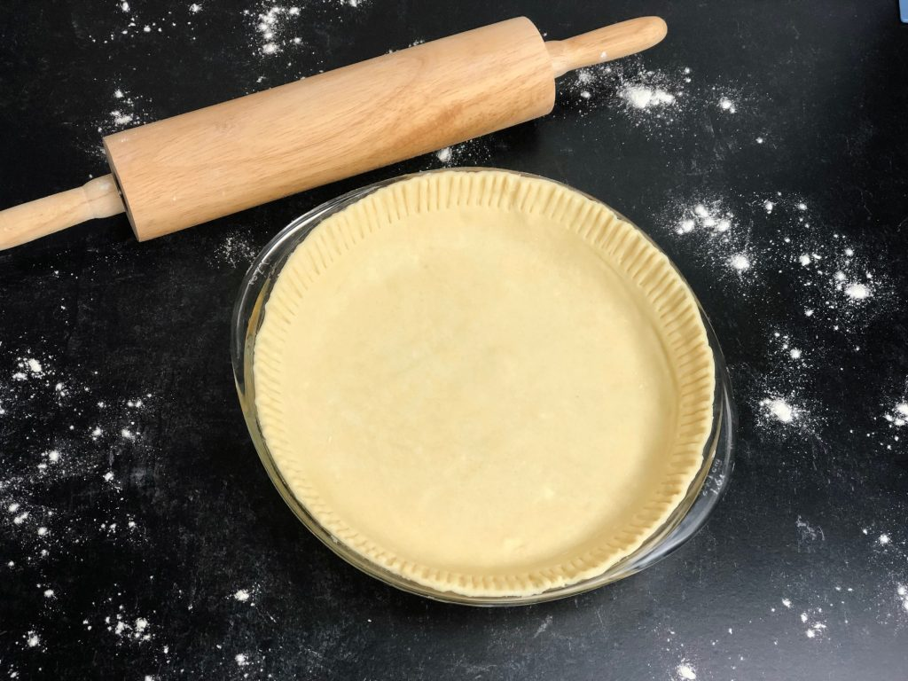 Basic All-Butter Pie Crust