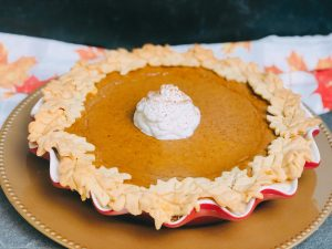 easy-tradtional-pumpkin-pie-recipe-heather-lucille's-kitchen-food-blog
