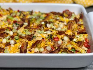 confetti-chicken-casserole-recipe-heather-lucilles-kitchen-food-blog