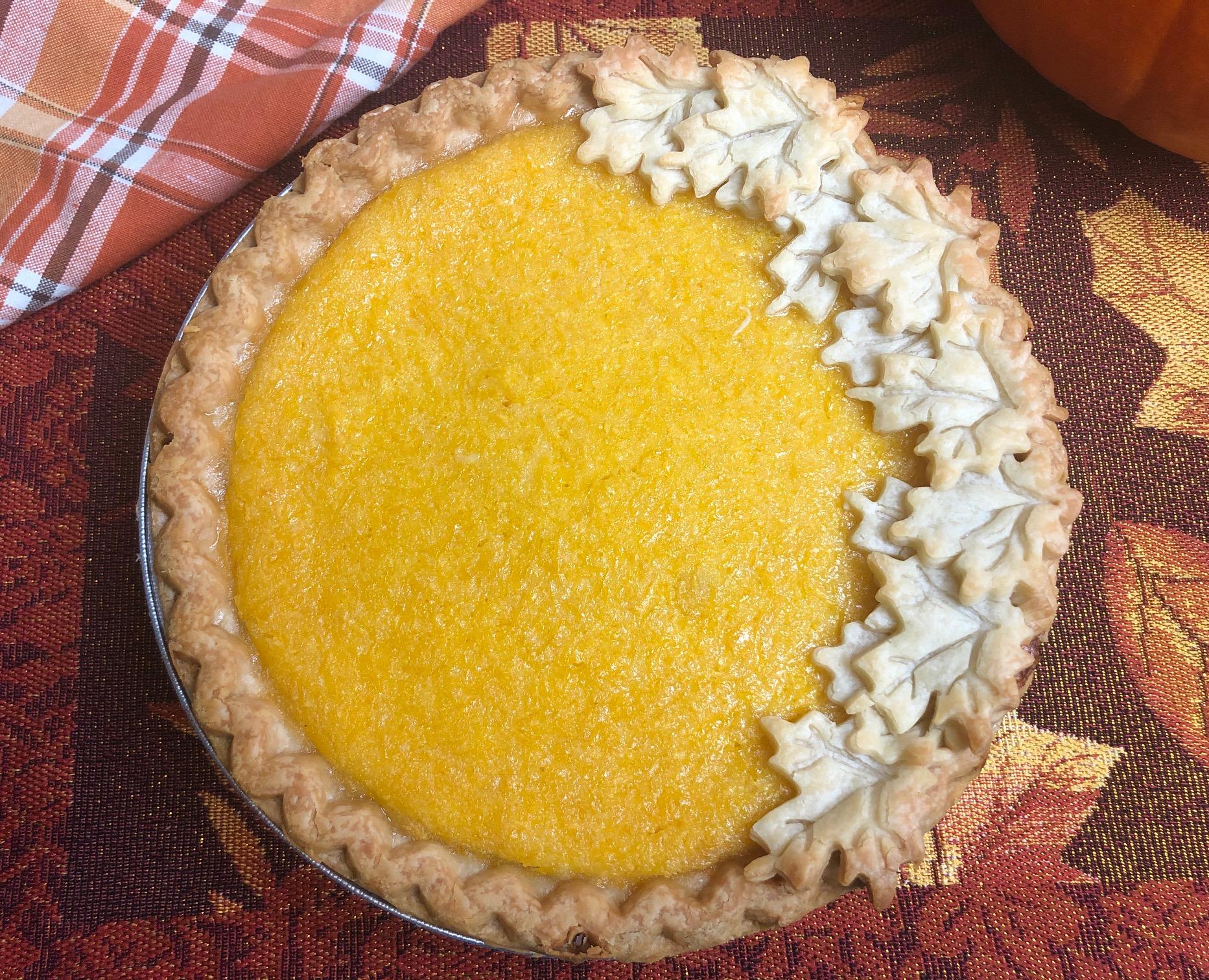 pumpkin-custard-pie-heather-lucilles-kitchen-food-blog
