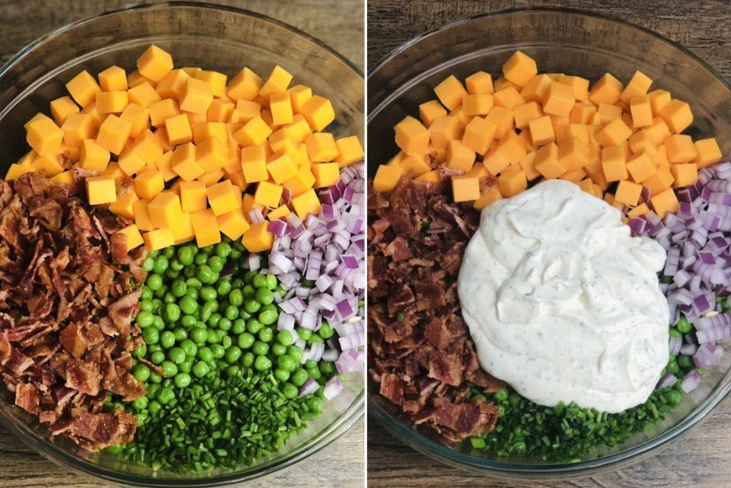 Ranch-Pea-Salad-Recipe-Heather-Lucilles-Kitchen-Food-Blog