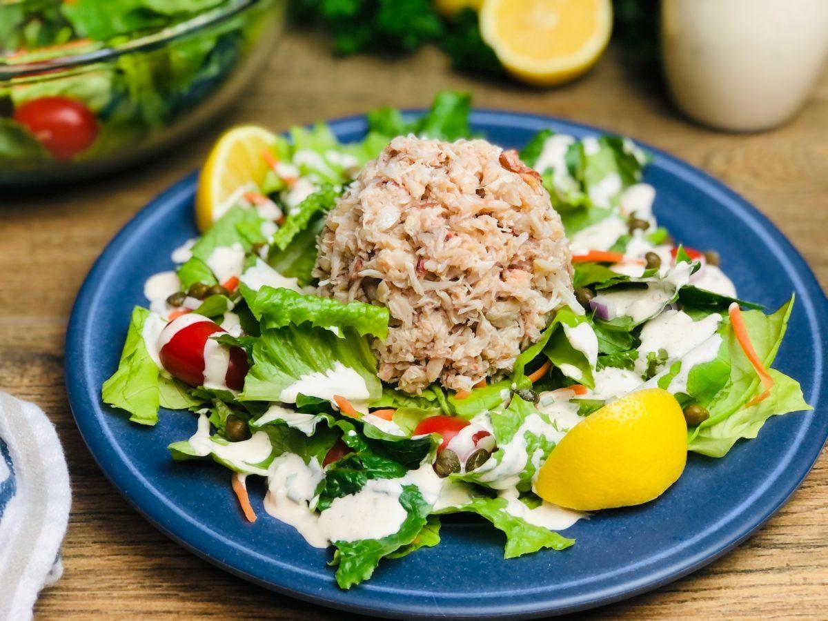 Chesapeake Lump Crab Salad