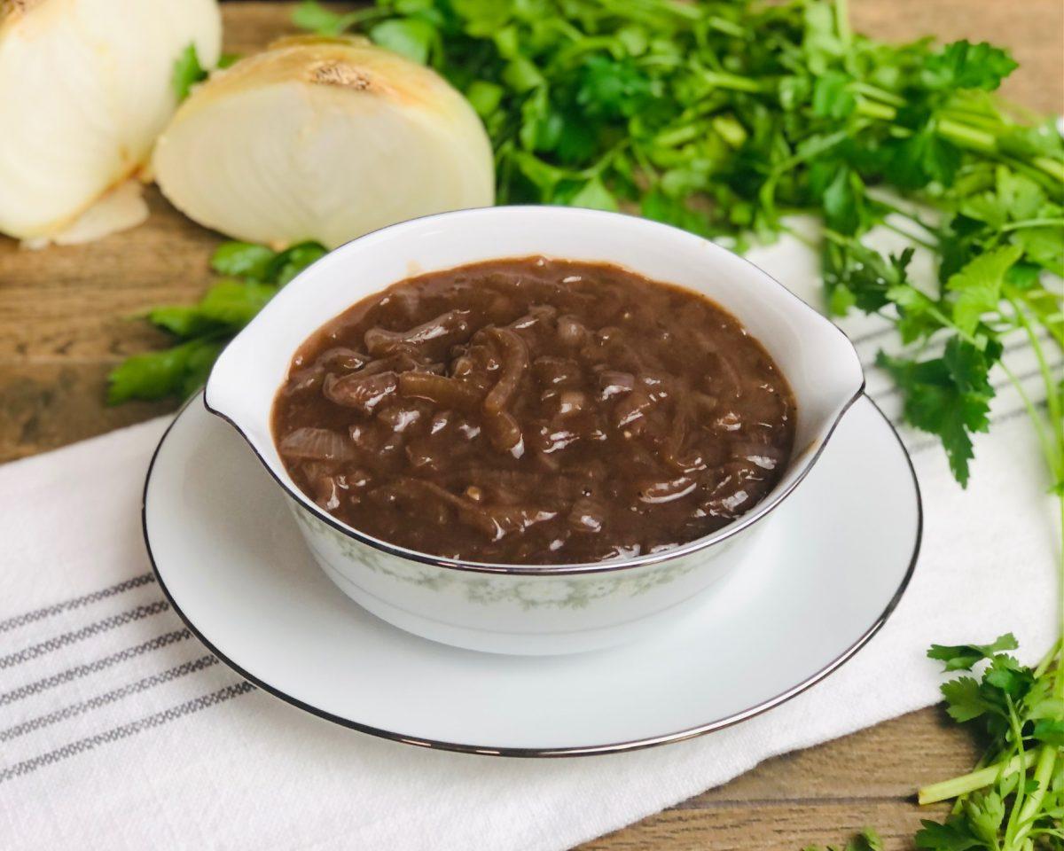 Onion-Gravy-Recipe
